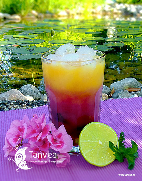 Tanvea´s Sommercocktail